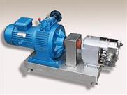 凸輪轉子泵(beng)-不銹鋼轉子泵(beng)